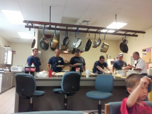 vb fire station cooking