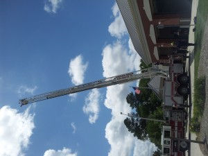 vb fire station ladder truck