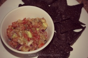 dark side salsa